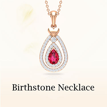 Birhtstone Necklace